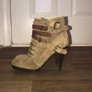 Military Style Bootie